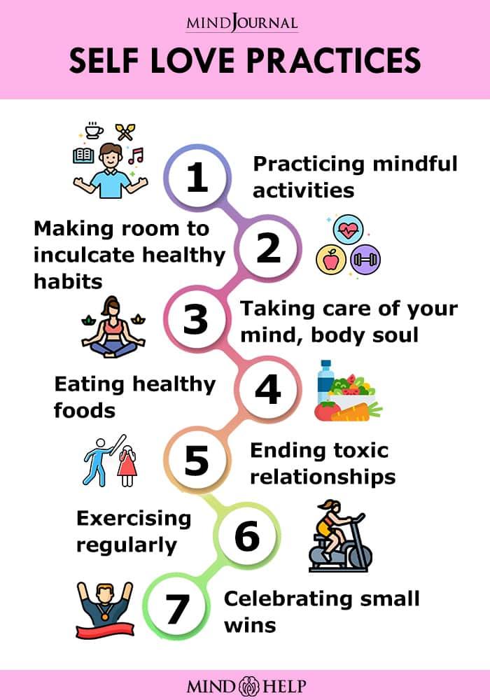 self-love practices