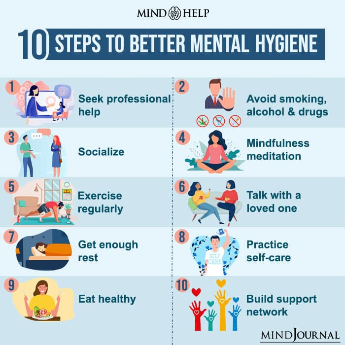 How To Practice Good Mental Hygiene