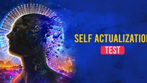 Self Actualization Test