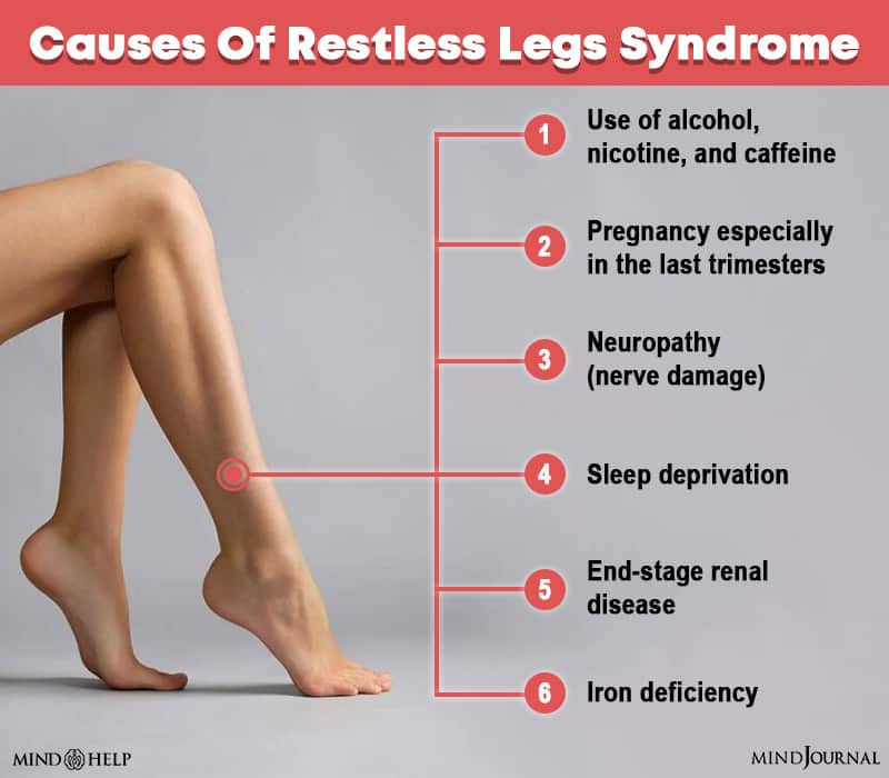 Causes Of Restless Legs Syndrome