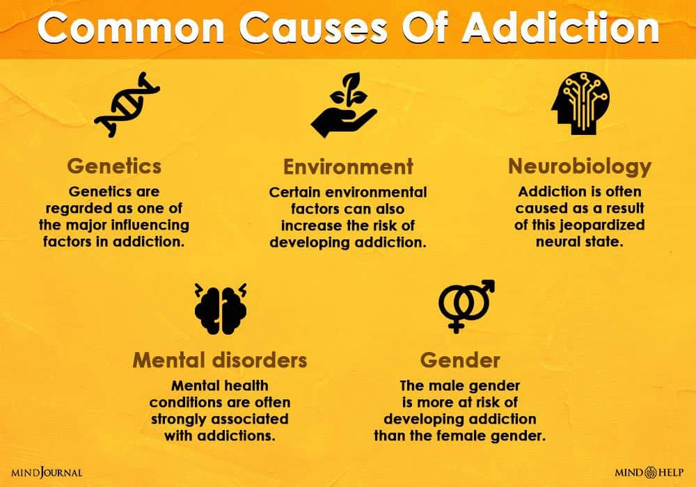 Common Causes Of Addiction