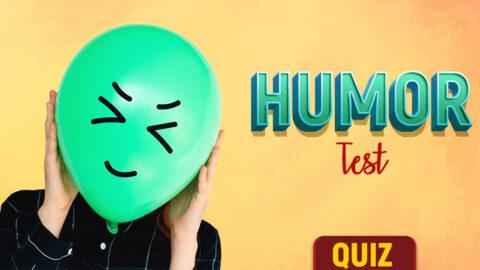 Humor Test