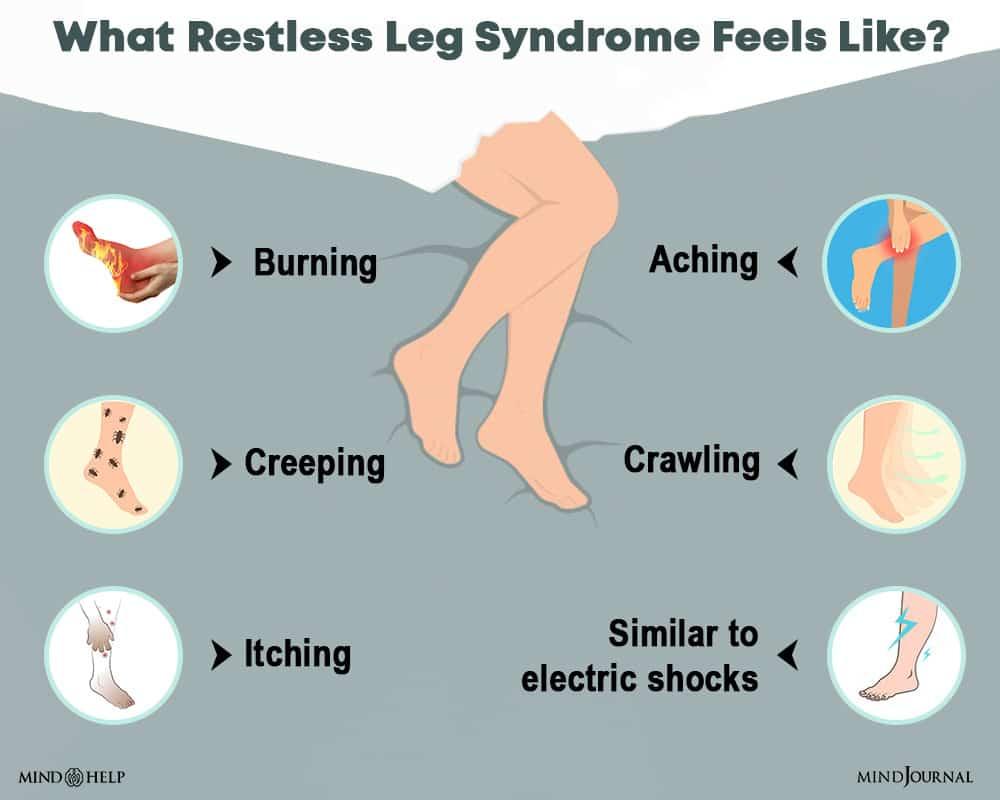 What Restless Leg Syndrome Feels Like?
