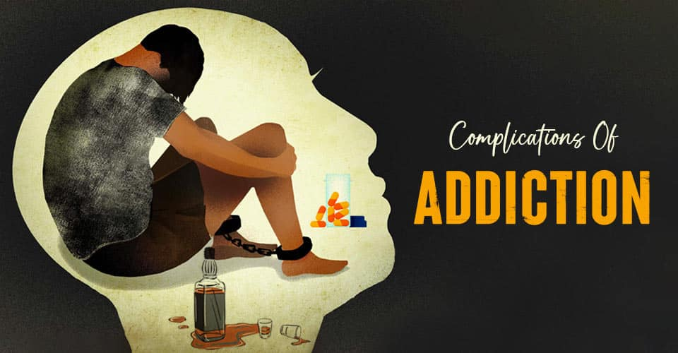 complications of addiction site
