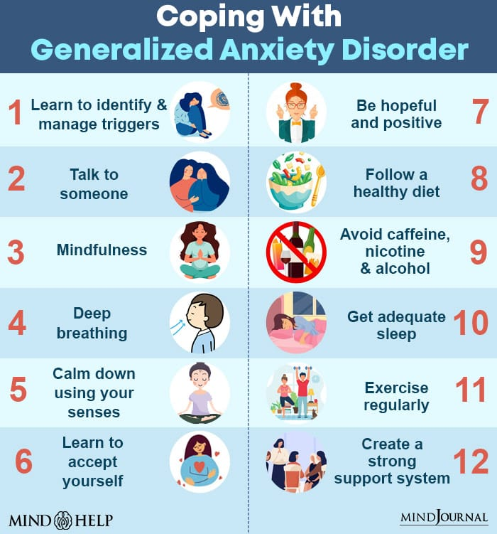 coping with generalized anxiety disorder
